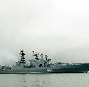 「沙波什尼科夫元帥」號大型反潛艦