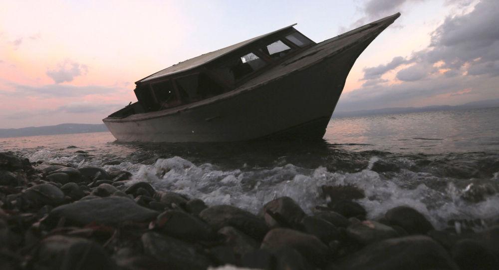 移民的船只