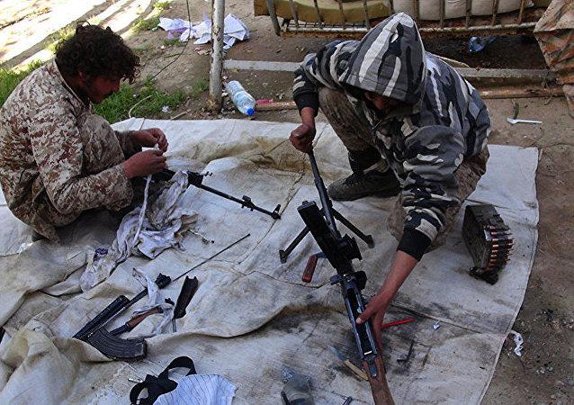 伊斯兰国恐怖分子