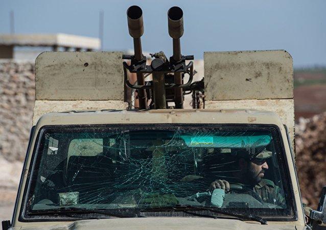 消息人士:叙军解放阿勒颇供给线上重要城市