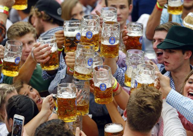 在最受欢迎的德国啤酒中发现了致癌农药