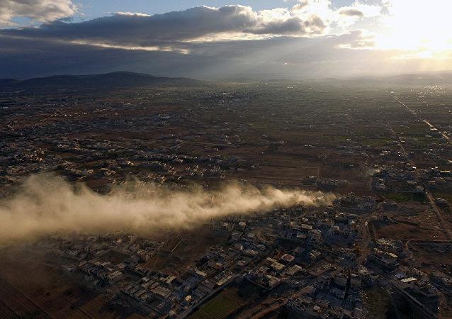 俄国防部:俄空天军动用70架无人机监控叙利亚停火状况
