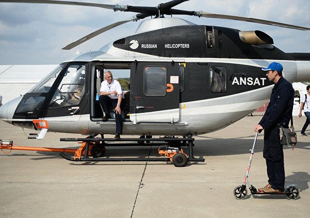 安萨特型直升机