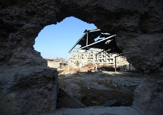 在叙利亚哈马省的爆炸造成2死4伤