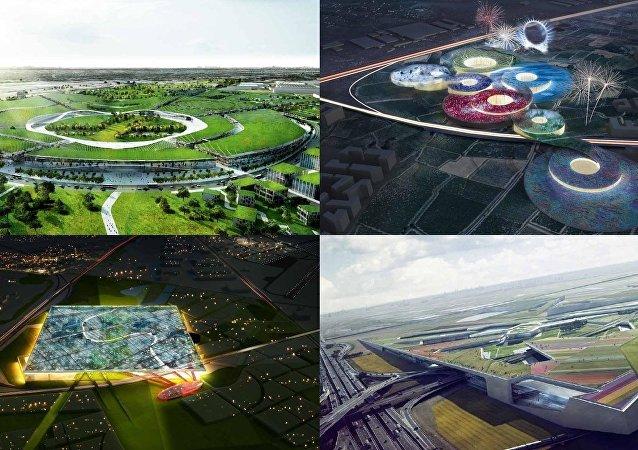 中国最富企业家将建游乐场挑战巴黎迪士尼