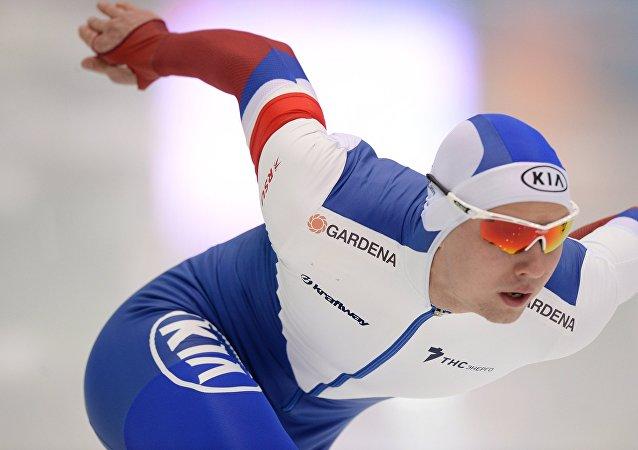 俄罗斯选手帕维尔·库里日尼科夫