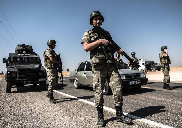 美国智库:土耳其打压军方将涣散军心