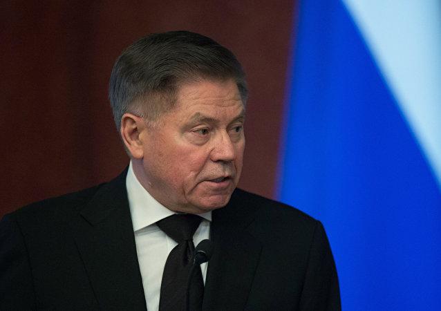 俄罗斯最高法院院长维亚切斯拉夫•列别杰夫