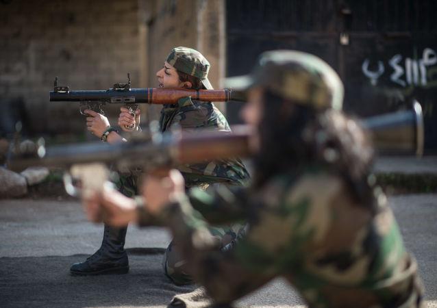 媒体:叙利亚军队重新控制大马士革近郊13个居民点