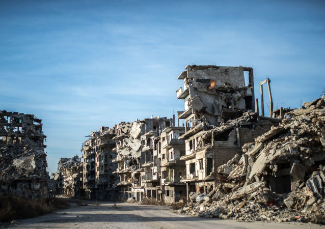 叙利亚局势