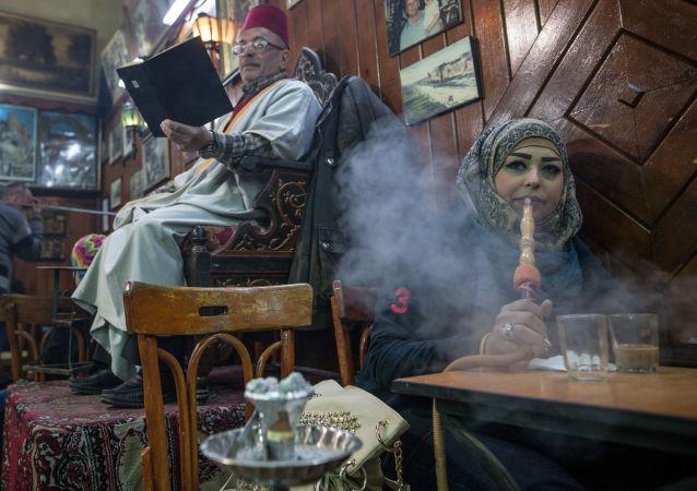 塔吉克斯坦禁吸水煙