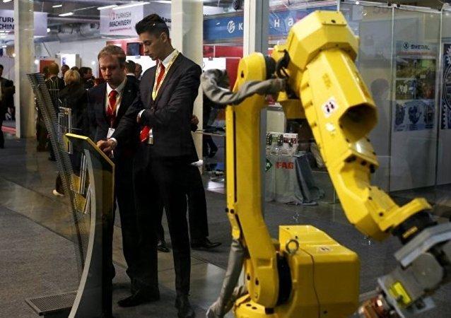 中国汉川数控机床公司希望同俄罗斯机床企业合作