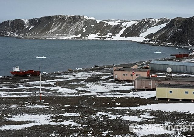 中国启动巴西南极站重建项目