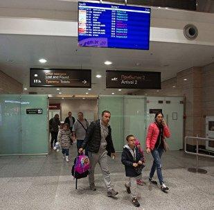 世界旅遊組織:俄羅斯2017年出境游增長超過中國