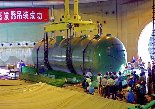 中國田灣核電站