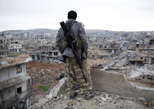 库尔德斯坦全国代表大会:日内瓦谈判若不考虑库尔德人利益 他们不会承认谈判结果