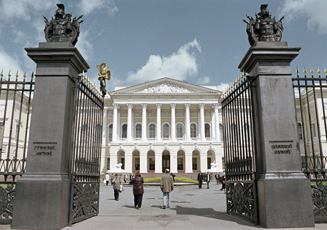 圣彼得堡国立俄罗斯博物馆 (资料图片)