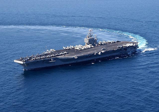 中国国防部:美南海巡航不会改变南海属于中国的事实
