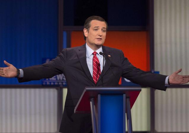 共和党人泰德•克鲁兹在科罗拉多州初选中打败特朗普