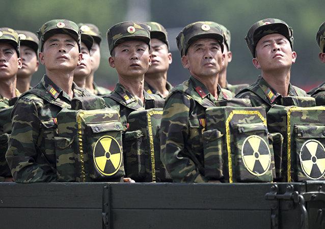 朝鲜没有完整的核武器及其运载工具
