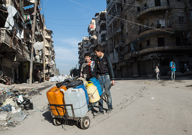 俄国防部:俄拟定叙需人道援助居民点名单并提交联合国