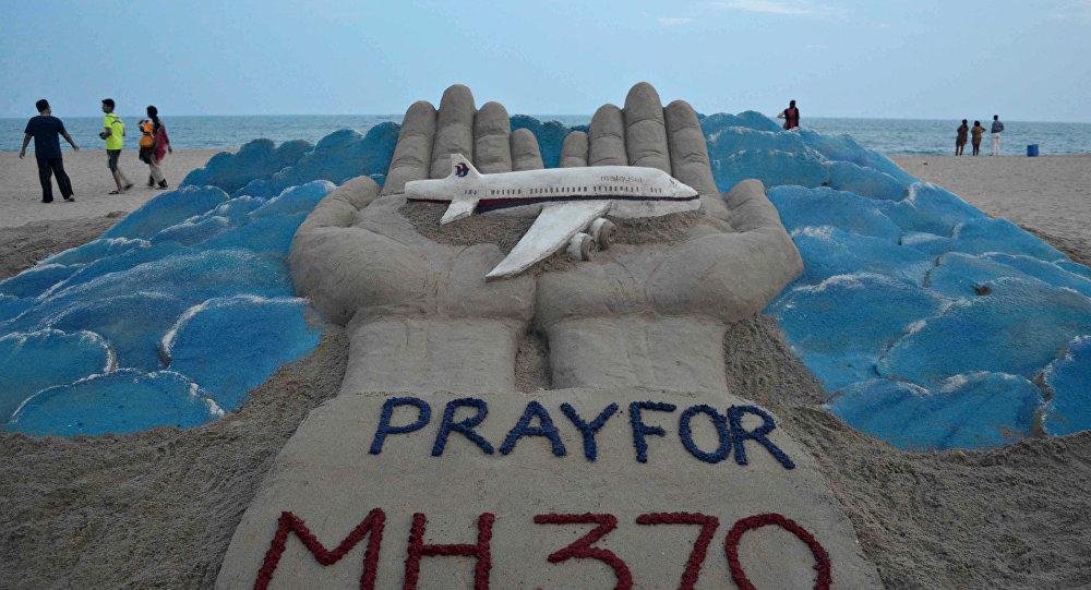 """""""国家地理""""频道重现失踪MH370航班""""死亡螺旋"""""""