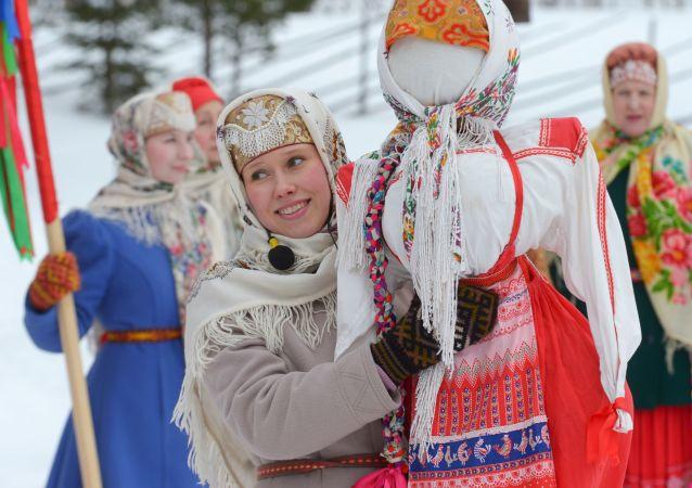 根据东正教复活节的传统,谢肉节开始于复活节前的56天。