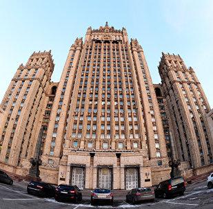 俄羅斯外交部: 美國對俄制裁與其關於優先進行反恐鬥爭的言論背道而馳