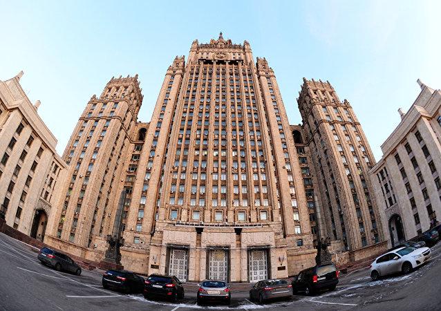 俄外交部:俄未在军事学说中加强支持核武器