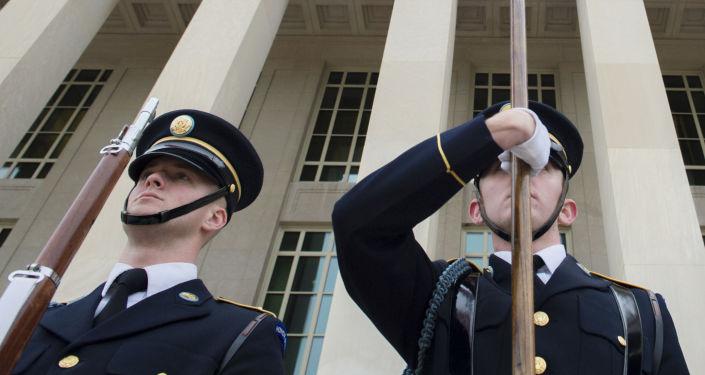 五角大楼驳斥有关美军在伊拉克和科威特境内丢失武器