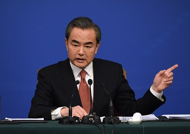 中国外长:中国已基本建成覆盖全球主要国家的追逃追赃网络