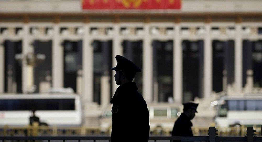 中国全国政协十二届四次会议