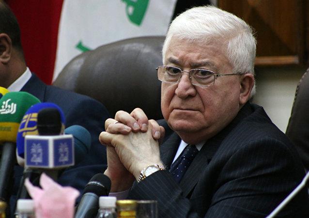 伊拉克总统福阿德·马苏姆