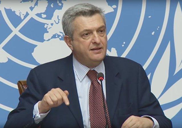 联合国难民事务高级专员格兰迪