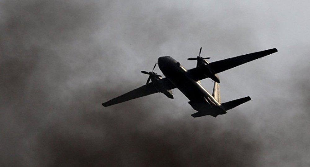 孟加拉湾失事飞机机组人员为乌克兰人