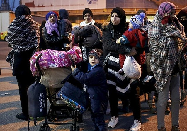欧盟峰会批准进一步减少移民涌入的措施