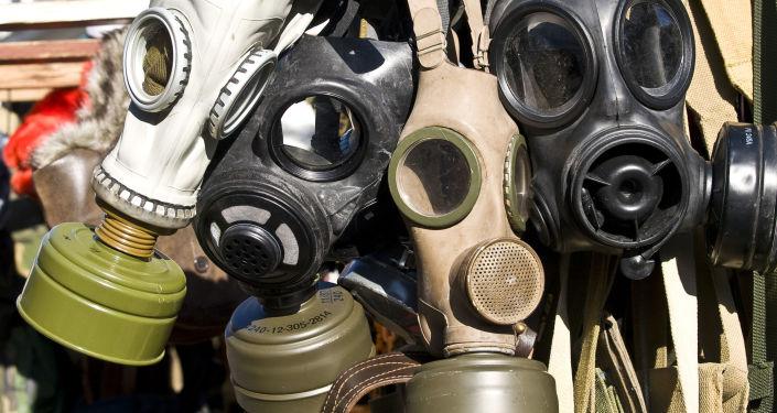 俄駐敘調解中心:武裝分子準備在敘東古塔使用有毒物質進行挑釁