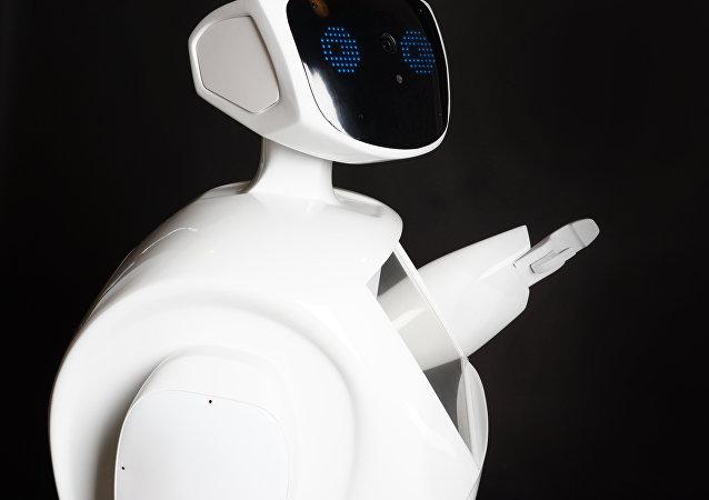 中国科希微电子公司2017年前将向俄机器人厂商购买100台服务机器人