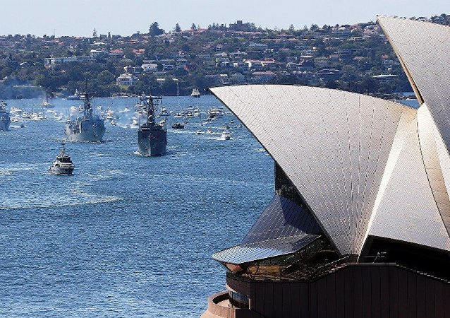 美国通过澳大利亚向中国加压