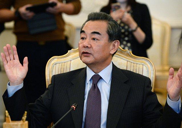王毅:应坚决阻止朝鲜发展核武器