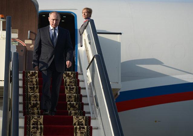 克宫:普京计划本月访问芬兰期间讨论俄欧关系问题