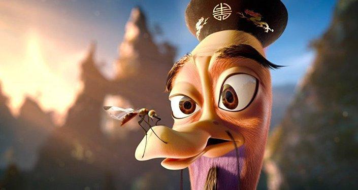 俄产动画《嘎嘎的假期》将在中国放映