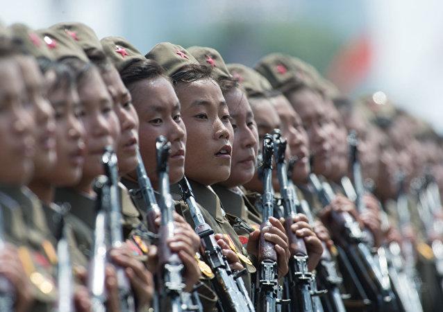 俄议员:朝鲜不希望放弃核武 担心叙利亚局势重演