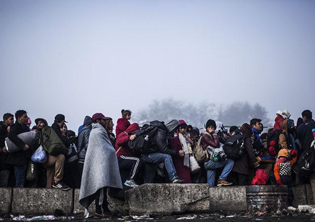 因移民危机,奥地利欲建在边境设置新障碍物