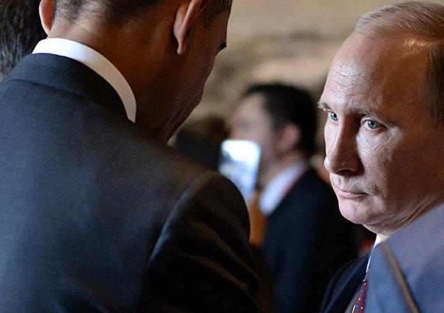 克宫不排除普京和奥巴马在利马峰会期间自行碰面交谈