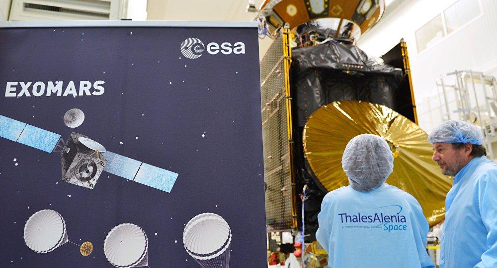 """""""火星太空生物""""项目第二阶段将于2020年7月25日启动"""