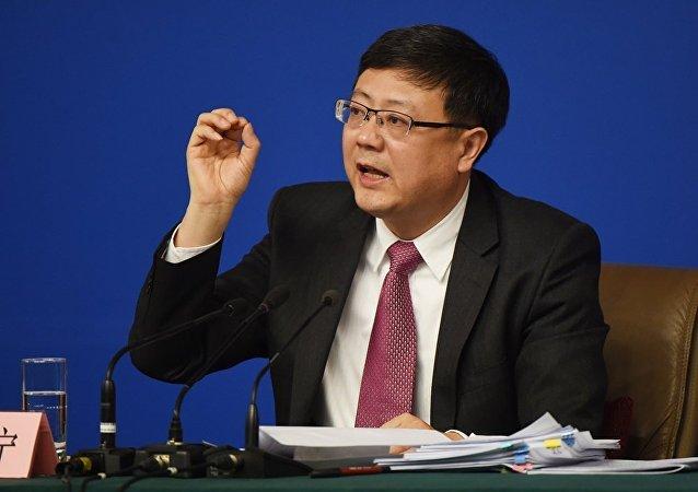 中华人民共和国环境保护部部长陈吉宁