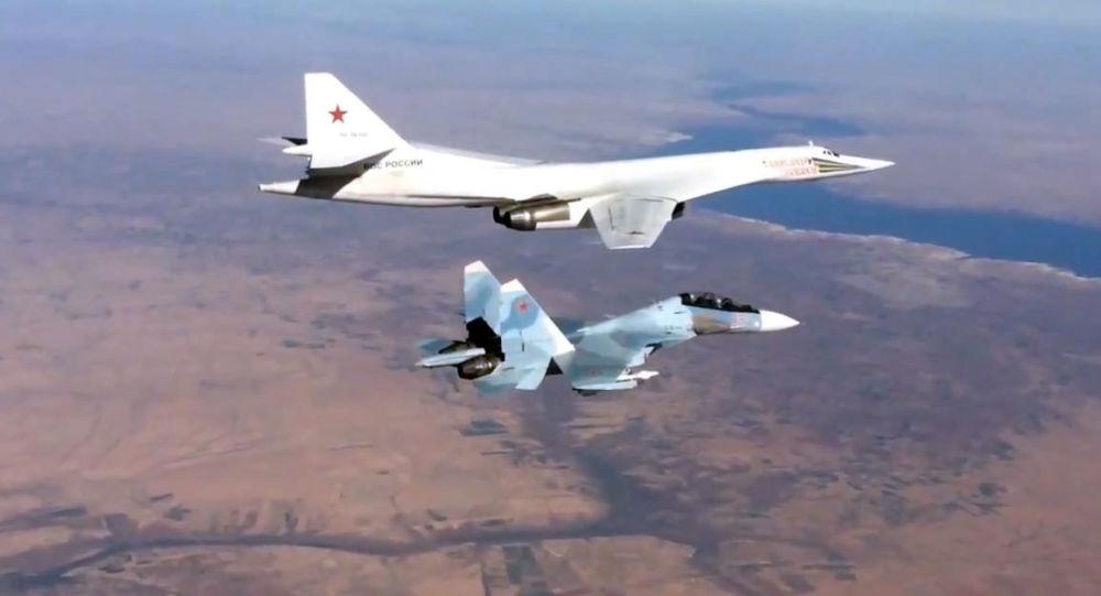 俄罗斯空天部队完成672架次战斗飞行,摧毁1450个目标