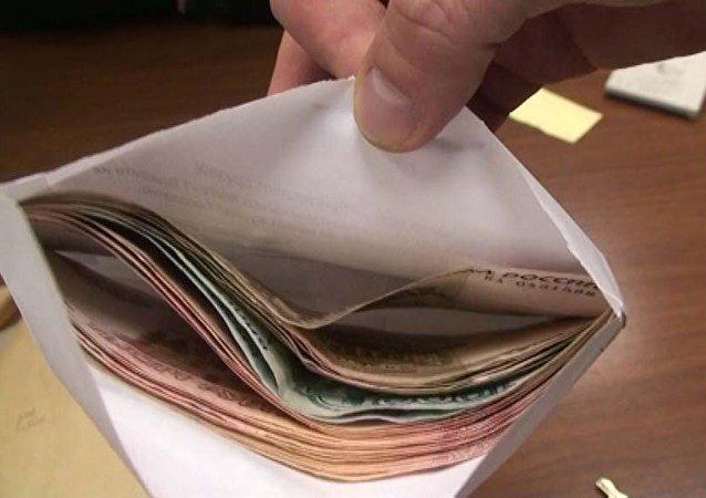 調查:約八成俄企業主曾遭遇腐敗現象