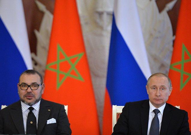 俄罗斯与摩洛哥签署互相保护军事机密信息协议